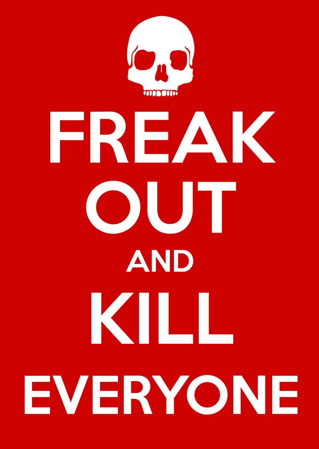Keep calm and biohazard on keep calm and carry on image generator -  Observe Keep Calm And Carry On Or You Could Try These Options Il_fullxfull 204424191 Stay_calm_and_carry_on_by_doomseer D5ct2fq
